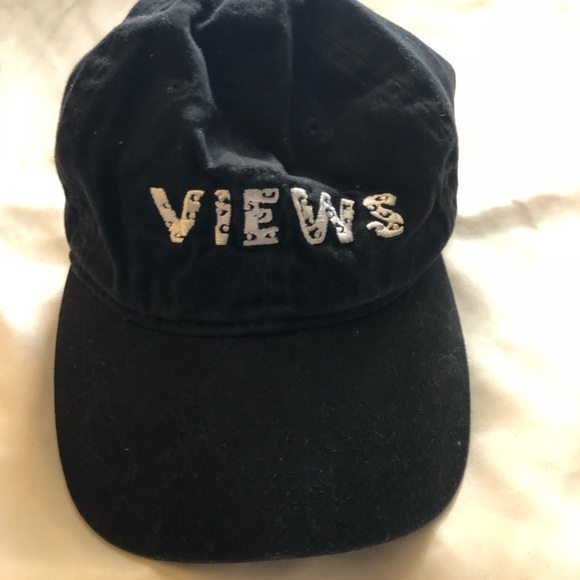 Drake Accessories - Views dad hat from Drake concert 6477d2806f30